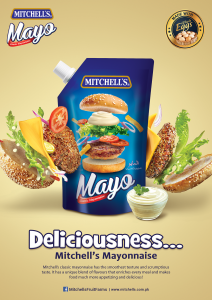 Mitchell's Mayonnaise